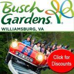 busch gardens discounts