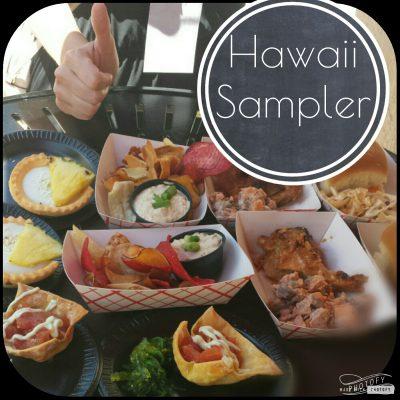 hawaii sampler