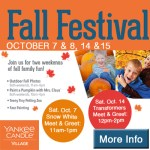 Yankee Candle Fall Festival