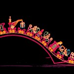 Holiday Light Stroll - walk through Celebration in Lights at Newport News Park - Nov. 26