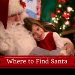 Where to Find Santa in Williamsburg 2017