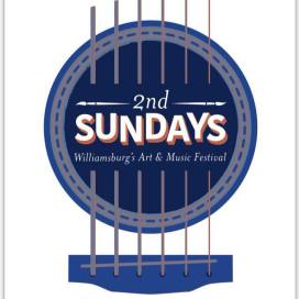 2nd Sundays Art & Music Festival Williamsburg