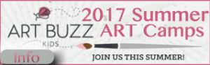 Art Buzz Kids Camps
