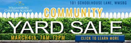 Community-Yard-sale