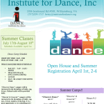 iDance Summer Camps