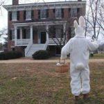 Easter Egg Scavenger Hunt at Lee Hall Mansion