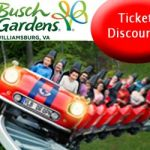 Busch Gardens Discounts and Promo Codes