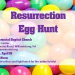 egg-hunt-smith memorial
