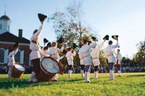 Colonial Williamsburg Fife and Drum