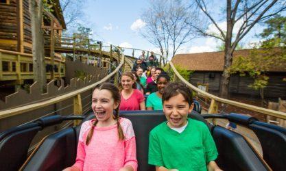 Busch Gardens Promo
