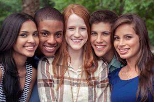 Teen Group at WRL