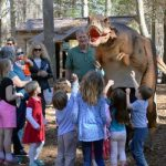 Dino on the Loose at the Virginia Living Museum Returns!