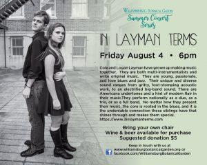 In Layman Terms