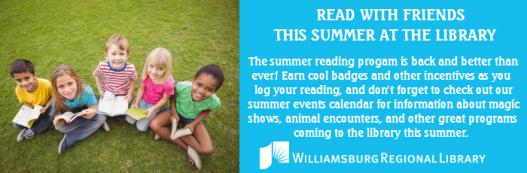 summer reading final
