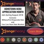 Orangetheory Fitness  - Learn more: