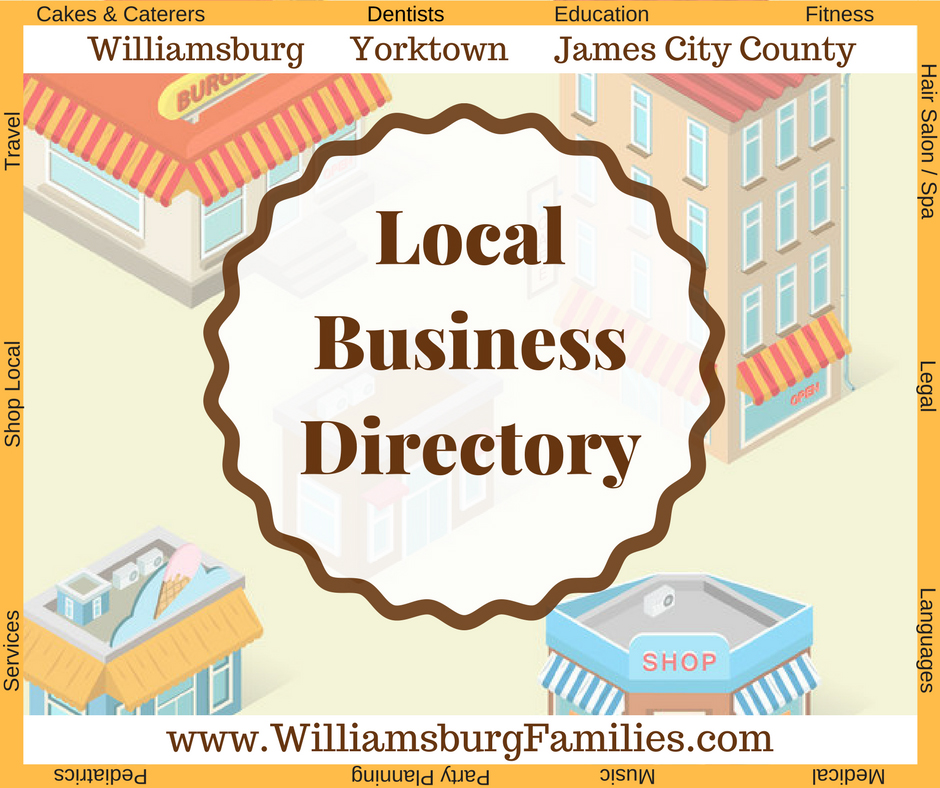 Local Business Directory WilliamsburgFamilies.com
