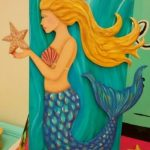 mermaid class artfully yours