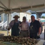 10th Annual Oyster Roast at The Watermen's Museum – Sept. 16