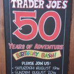 Trader Joe's 50th Birthday