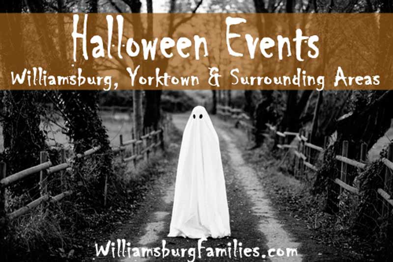 Halloween events williamsburg yorktown