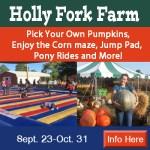 Holly Fork Farm Pumpkin Patch – Open Now