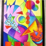 Kandinsky Kids at Artfully Yours – 5 week session for 3-5 year olds starting Oct. 3, 2017