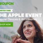 Groupon Alert! The Apple Event is happening today – learn more