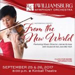 williamsburg symphony