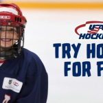Try Hockey For Free Day!  Hampton Roads IcePlex