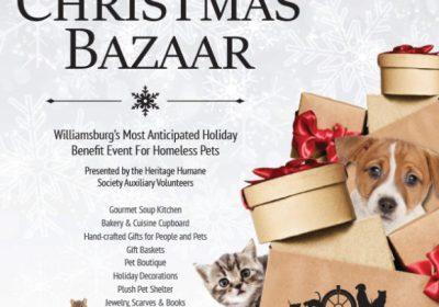 christmas bazaar heritage humane