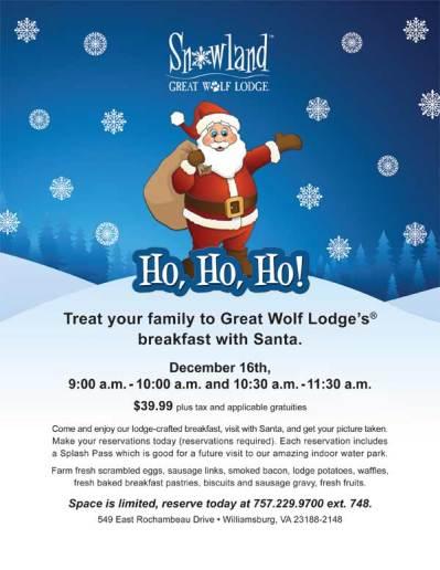 Great-wolf---Breakfast-with-Santa-williamsburg
