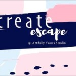 Mama's Create Escape at Artfully Yours, Feb. 10, 2018