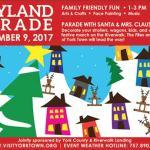 Toyland Parade & Yorktown Holiday Farmers Market Dec 9, 2017