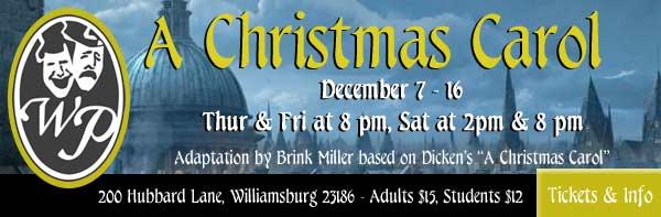 A-Christmas-Carole-Williamsburg-Players