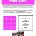 Focus Field Hockey Winter Youth League -U-8,U-10,U12, U14 age groups is Registering NOW – starts Jan 13th