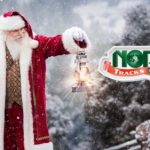 Norad Tracks Santa's Flight - watch in real time starts at 2:01 am Dec 24th- learn more