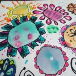 Wet and Wild Watercolors at artfully yours