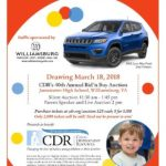 Win a 2018 Jeep Compass – CDR's Bid'n Buy Auction – Learn more: