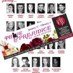 Pride & Prejudice presented by the Virginia Stage Company at the Wells Theatre  - Jan 17 - Feb 4  - Learn more: