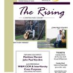 The Rising at the WISC