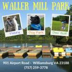 Waller Mill Park in Williamsburg - Hours and Park Information