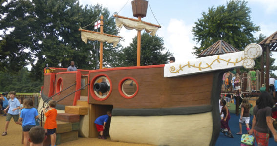 kidsburg boat