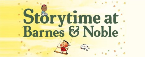 Storytime at Barnes Noble