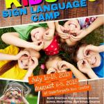 Sign Language Camps