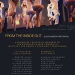 From the Inside Out a Conversation with Dance  presented by The Movement - March 18th