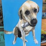 August Paint Your Pet Night at Artfully Yours