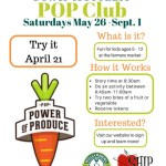 Don't Miss the POP Club at the Williamsburg Farmers Market