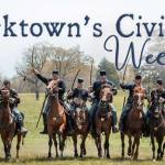 National Park Service Civil War Weekend in Yorktown - April 13th & 14th