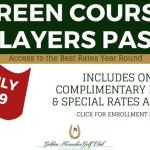 Green Course Players Pass  -Your Ticket to More Golf in 2019 at Colonial Williamsburg
