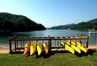 boat rental lake lure